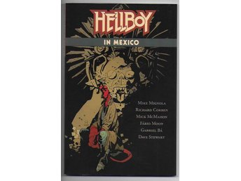 Hellboy in Mexico TP NM Ny Import