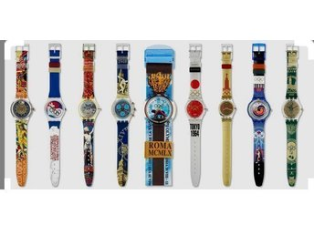 SWATCH OLIMPIC COLLECTION ATALANTA 1996