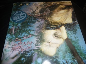 daryl hall three hearts in the happy ending machine lp