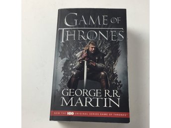 Harper, Pocketbok, Game Of Thrones, Flerfärgad