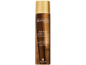 Bamboo Kendi dry oil -Anti-Frizz spray, ger glans