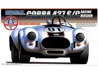 Fujimi 1/24 Shelby Cobra 427 S/C Racing Version