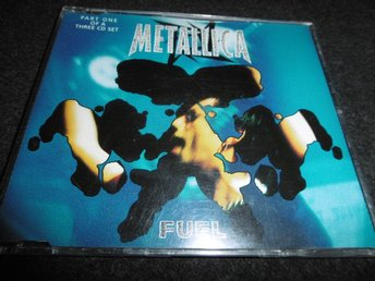 Metallica - Fuel - CD-Maxi - 1998