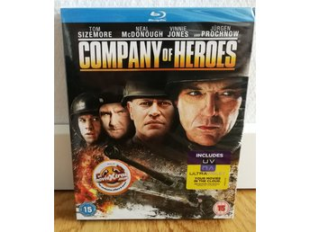 Company of Heroes (2013) Chad Michael Collins / Tom Sizemore