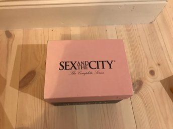 Sex and the City box
