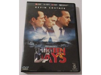 Thirteen Days. 13 Days. (Kevin Costner)