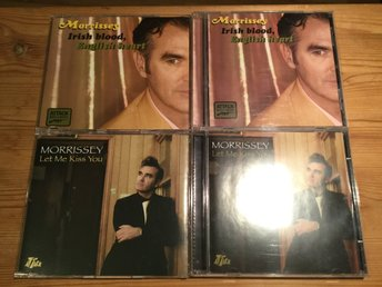 Morrissey: Irish Blood, English Heart (I-II) + Let Me Kiss You (I-II)