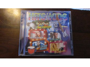 Hits for Kids Winterparty  2015  CD