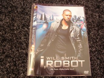 DVD-I ROBOT *Will Smith*