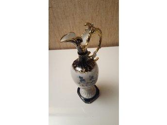 nyaste auktoriserad webbplats bra priser Retro kanna porslin Royal Dux (387455007) ᐈ Köp på Tradera