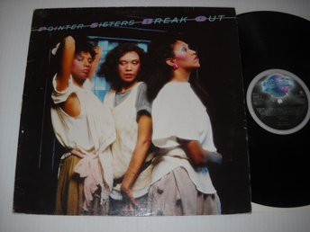 "Pointers Sisters ""Break Out"""