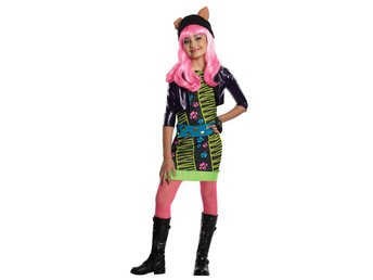 MONSTER HIGH Howleen Wolf 5-7 år Hel dress