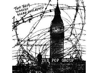 Pop Group: Boys Whose Head Exploded (Picture) (Vinyl LP)