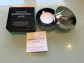 BareMinerals Blemish Remedy foundation #Clearly silk NY