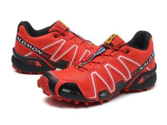 Salomon Speedcross strl 40 womens Skor Red - Houston - Salomon Speedcross strl 40 women's Skor Red - Houston