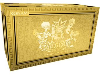 Yu-Gi-Oh! TCG: Legendary Decks II - Vindeln - Yu-Gi-Oh! TCG: Legendary Decks II - Vindeln