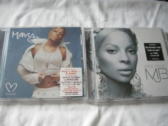 TVÅ CD MARY J BLIGE