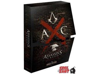 Assassins Creed Syndicate The Rooks Edition (inkl. Förbokningserbjudande) - Norrtälje - Assassins Creed Syndicate The Rooks Edition (inkl. Förbokningserbjudande) - Norrtälje