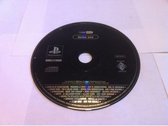 PS1: Demo 1/One (SCED 00457)
