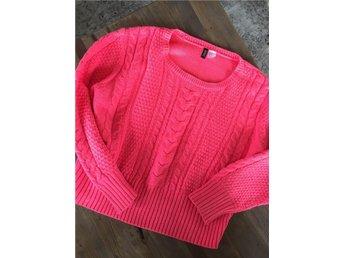 Neon rosa tröja strl 36! - Hedesunda - Neon rosa tröja strl 36! - Hedesunda