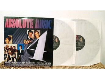 Absolute Music 4 - 2 x LP' vinyl - VG+