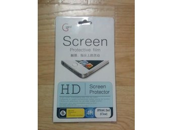 2i1 Displayskydd iPhone 6