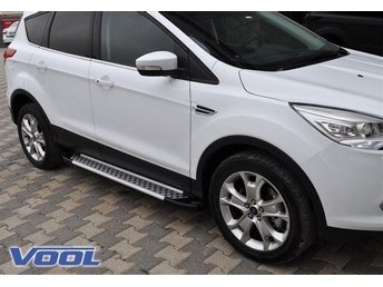 VOOL SIDESTEPS EXCLUSIVE - Ford Kuga 2013-