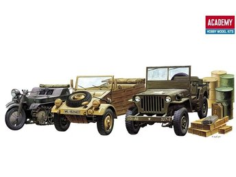 Academy Light vehicles of Allied and Axis 1/72 - Lund - Academy Light vehicles of Allied and Axis 1/72 - Lund