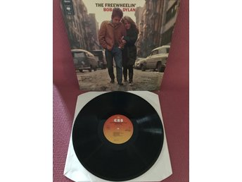 BOB DYLAN - THE FREEWHEELIN EX