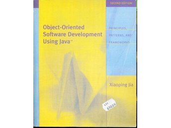Object-Oriented Software Development Using Java-Xiaoping Jia