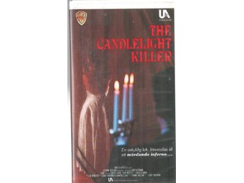 The Candlelight Killer (Lisa), Thriller, 91 min, VHS