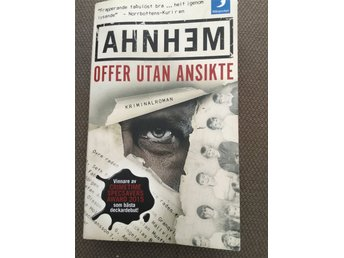 AHNHEM - Offer utan ansikte (pocket)