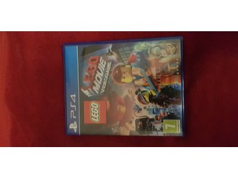 Lego The Lego Movie ps4