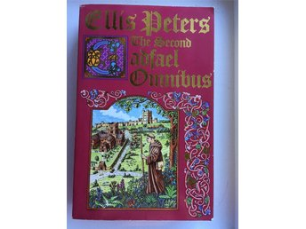 Ellis Peters, The Second Cadfael Omnibus, broder Cadfaels mysterier på engelska