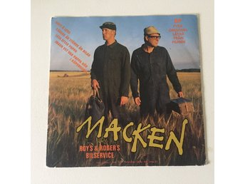 "GALENSKAPARNA OCH AFTER SHAVE - MACKEN. (7"")"