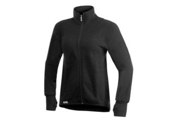 Woolpower full zip svart strl xxs. 400g