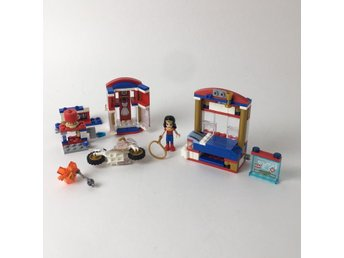 LEGO, Byggklossar, super hero girls