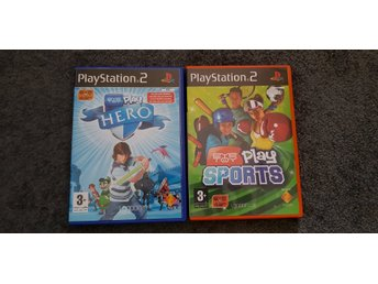 Eyetoy Play Sports/Hero (sv.da.no.fi manual)