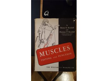 Muscles Testing and functions  William och Wilkins 1949