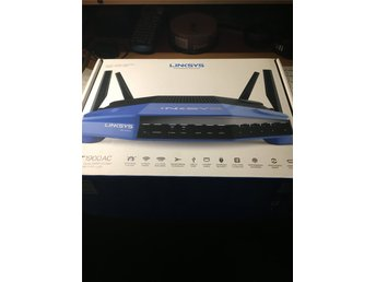 Linksys WRT1900AC Dual-Band Wi-Fi Router