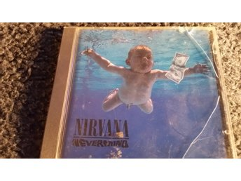 Nirvana Nevermind CD