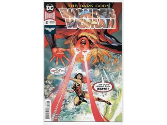 Wonder Woman 5th Series # 47 NM Ny Import