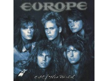 "EUROPE    ""out of this world"" CD"