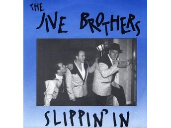 Jive Brothers - Slippin' In EP - 7'' NY - FRI FRAKT