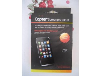Copter screenprotector (insynsskydd) - Samsung Galaxy Note