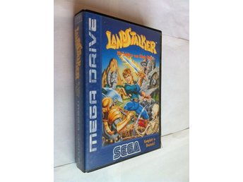 Megadrive: Landstalker - The Treasures of King Nole (Tysk)