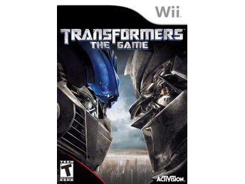 Transformers: The Game - Nintendo Wii