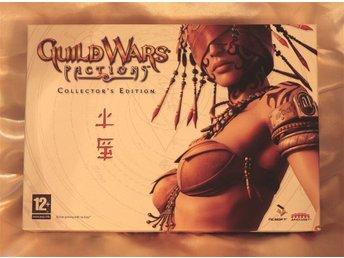Guild Wars: Factions Collector's Edition - NY/NEW, FACTORY SEALED (RARE!) - Haparanda - Guild Wars: Factions Collector's Edition - NY/NEW, FACTORY SEALED (RARE!) - Haparanda