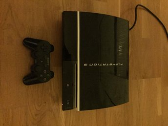 Playstation 3 + kontroll + FIFA15