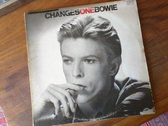 David Bowie- CHANGESONEBOWIE - Vinyl LP album (1976) - Stockholm - David Bowie- CHANGESONEBOWIE - Vinyl LP album (1976) - Stockholm